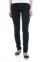 Cheap Monday - Narrow Od Black - Girl Jeans