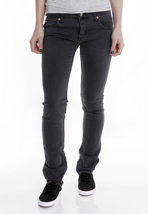Cheap Monday - Narrow SOFO Black - Girl Jeans