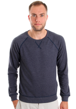 Cheap Monday - Neil Dark Blue Melange - Sweater