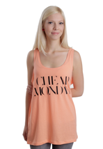 Cheap Monday - Nomi Cheap Monday Peach - Girl Tank