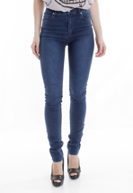 Cheap Monday - Second Skin Blue Tint - Girl Jeans