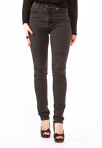 Cheap Monday - Second Skin Stone Black - Girl Jeans