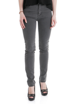 Cheap Monday - Second Skin Upper Grey - Girl Jeans