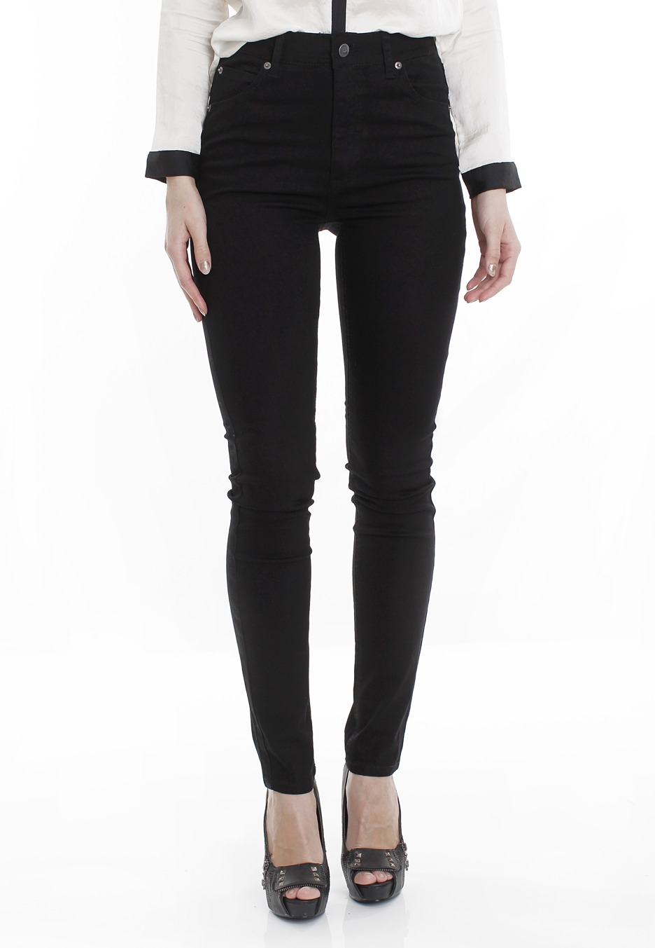 Cheap Black Jeans - Jeans Am