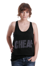 Cheap Monday - Shamika Cheap N Bold - Girl Tank