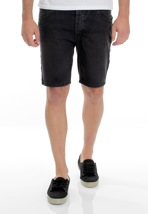 Cheap Monday - Short Five Nice Black - Shorts