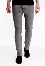 Cheap Monday - Tight Punk Grey - Jeans