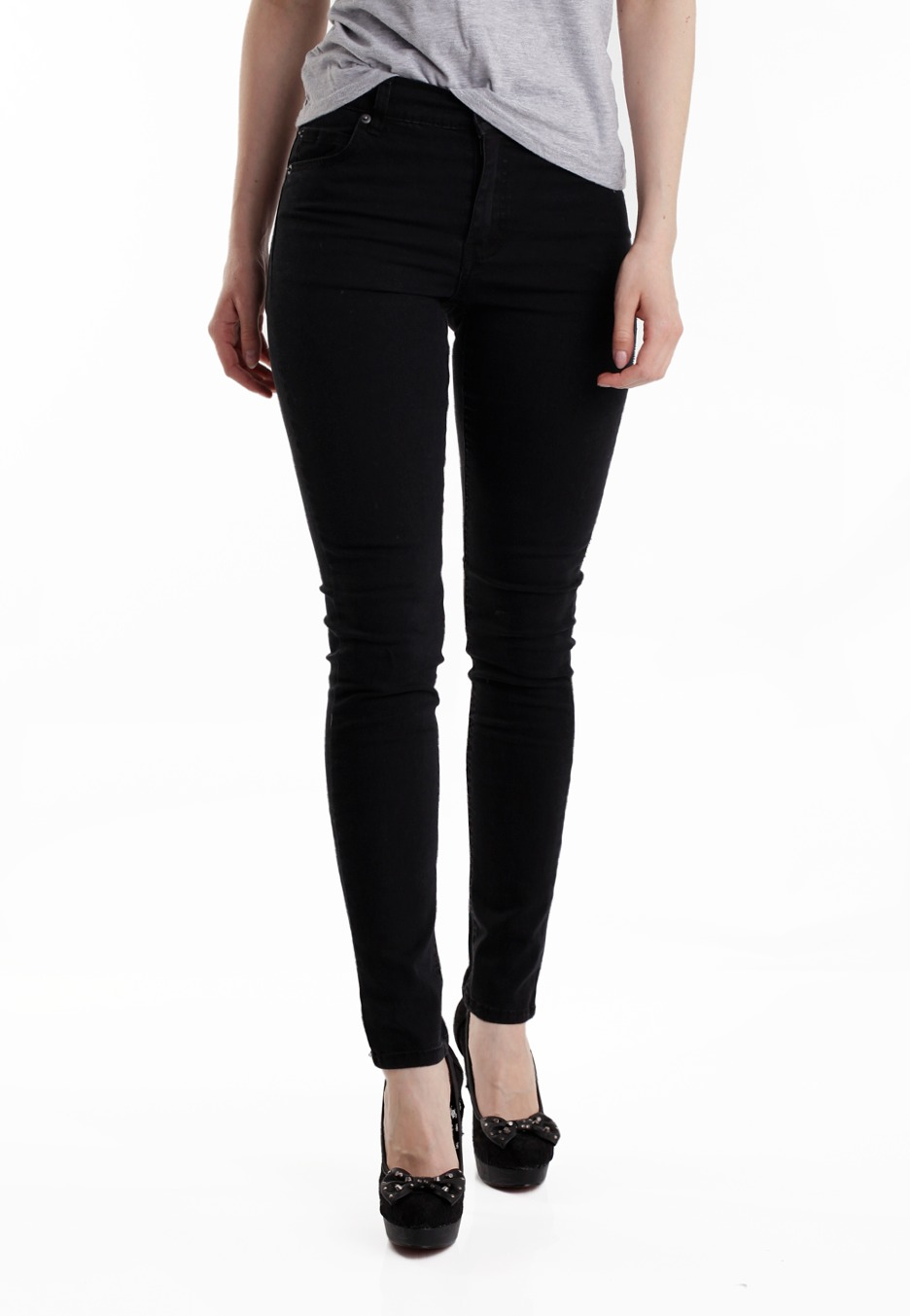 Cheap Monday - Tight Very Stretch Black - Jeans - Impericon.com