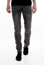 Cheap Monday - Tight Skin Used Black - Jeans