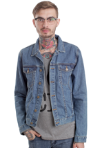 Cheap Monday - Tobias Folk Blue - Jeans Jacket