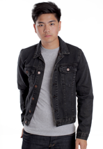 Cheap Monday - Tobias Washed Black - Jacket