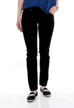Cheap Monday - Zip Low Very Nice Black - Girl Jeans
