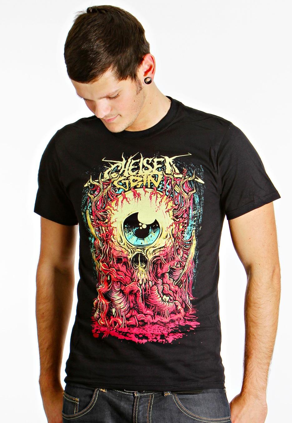 chelsea grin eye t shirt official deathcore merchandise shop uk. Black Bedroom Furniture Sets. Home Design Ideas
