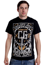 Chelsea Grin - Key And Chain - T-Shirt