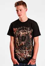 Chelsea Grin - Mouth - T-Shirt