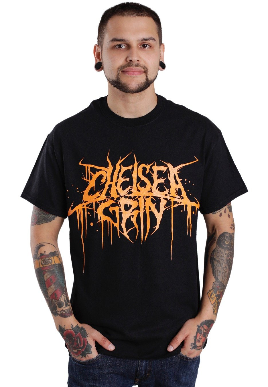 Chelsea Grin Snake And Arrow T Shirt Official