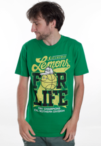 Cleptomanicx - Sauerthal Lemons Jolly Green - T-Shirt
