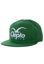 Cleptomanicx - Super CI Jolly Green Snapback - Cap