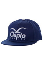 Cleptomanicx - Super CI Soda Blue Snapback - Cap