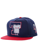 Cleptomanicx - Toasts Blue Snapback - Cap