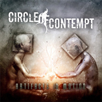Circle Of Contempt - Artifacts In Motion - CD