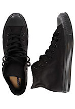 Converse - All Star Hi Can Black Mono - Shoes
