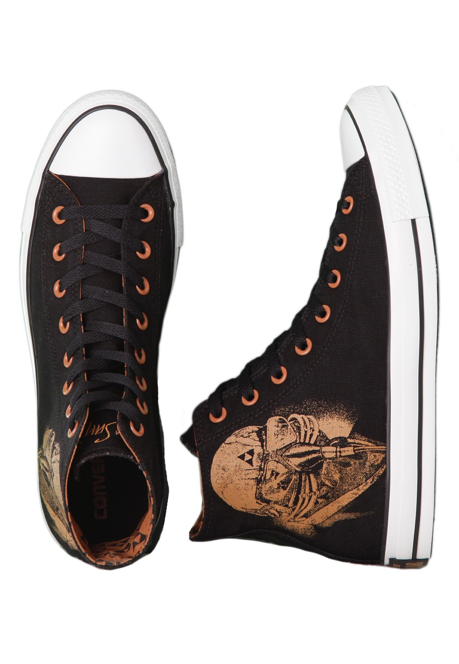 Black Sabbath Converse Shoes For Sale