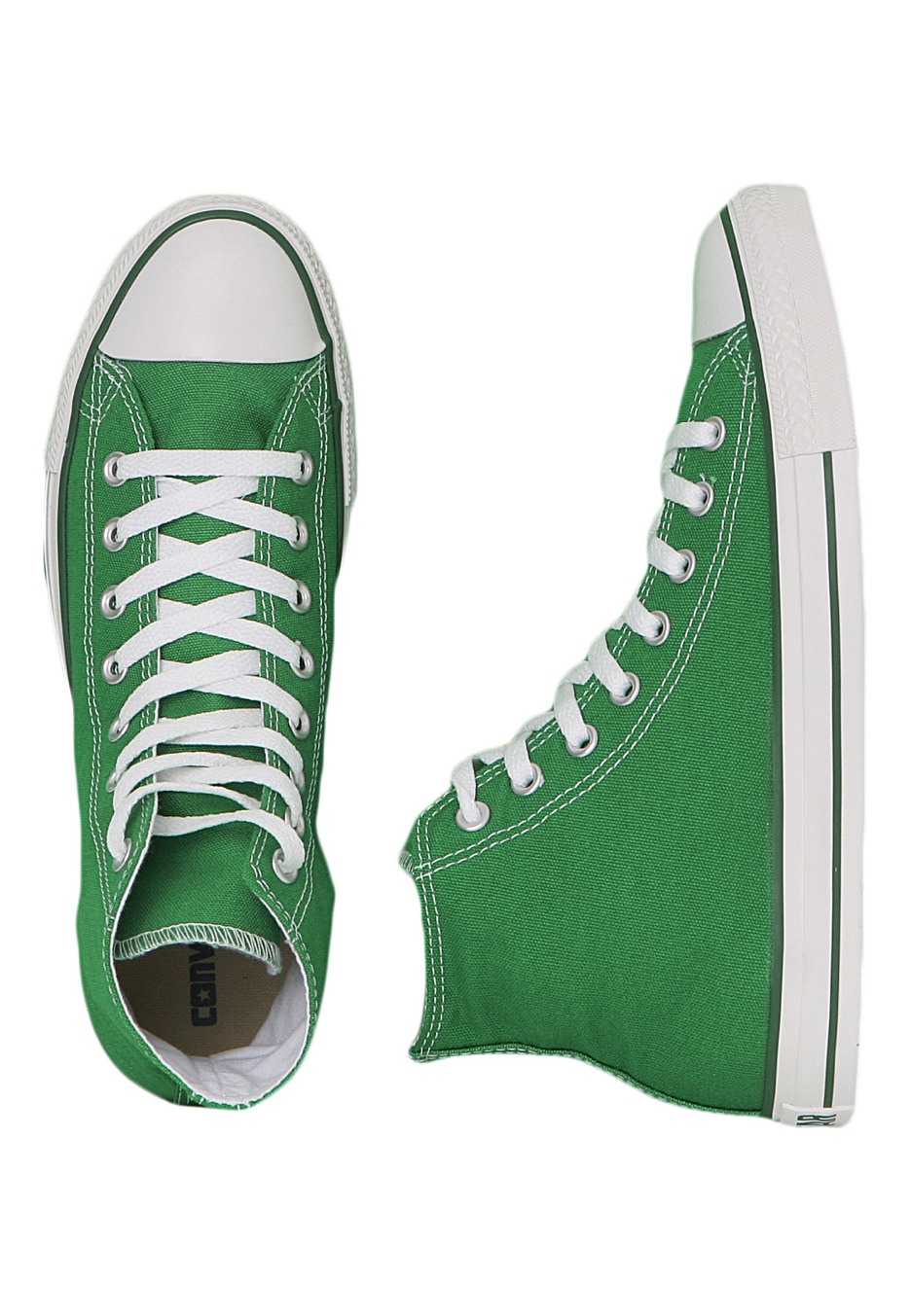 converse all hi can celtic green shoes