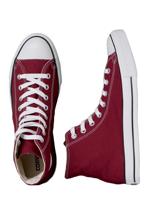 Converse - All Star Hi Can Maroon - Shoes