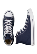 Converse - All Star Hi Can Navy - Girl Shoes