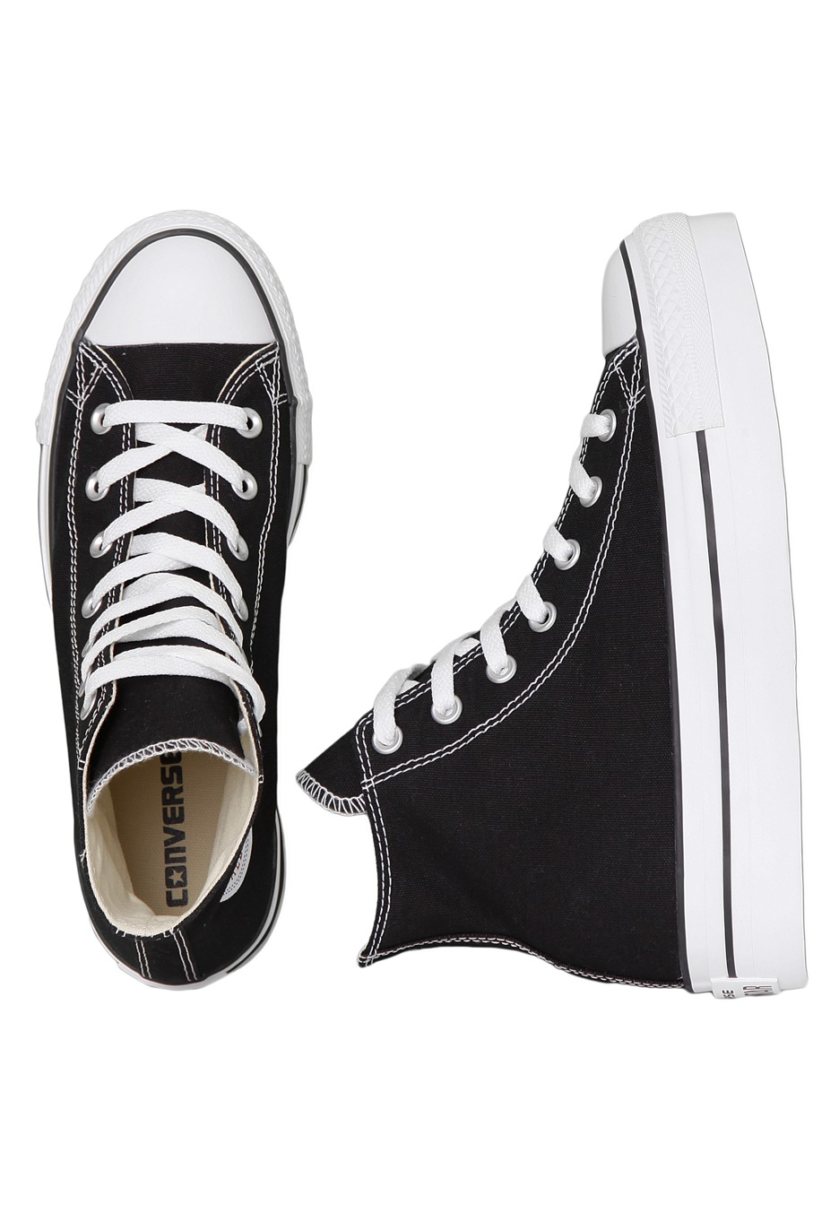 Converse - All Star Hi Platform - Girl Shoes - Impericon ...