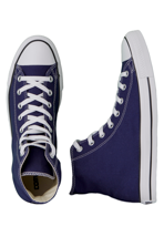Converse - All Star Season Hi Can Blue Ribbon - Shoes