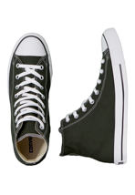 Converse - All Star Season Hi Can Kombu Green - Shoes