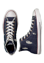 Converse - CT All Star Denim Hi Navy - Shoes