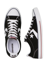 Converse - S Player EV Ox Can Black/White/Red - Shoes