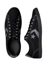 Converse - S Player LP Ox Can Black/Charcoal - Shoes