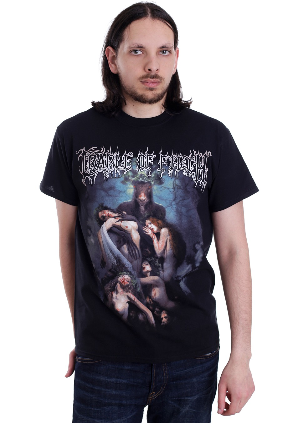cradle of filth hammer of the witches t shirt. Black Bedroom Furniture Sets. Home Design Ideas