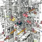 Dance Gavin Dance - Downtown Battle Mountain II - CD