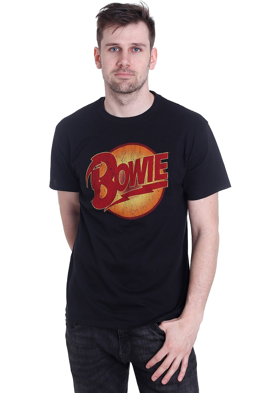 Vintage David Bowie Shirt