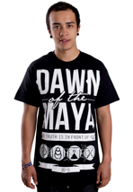 Dawn Of The Maya - The Truth Is In Front Of You - T-Shirt
