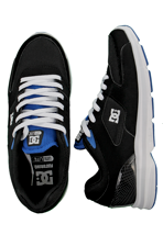 DC - Boost Black/Royal - Shoes