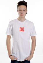 DC - Branded Identity White - T-Shirt