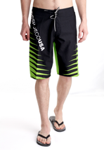 DC - Carnivore Lime - Board Shorts
