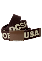 DC - Chinook 5 Reversible Dark Brown - Belt