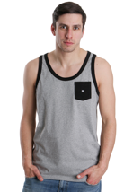 DC - Contra Heather Grey - Tank