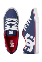 DC - Court Vulk Navy/Red - Shoes