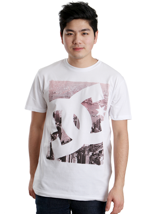 DC - Curb Appeal White - T-Shirt