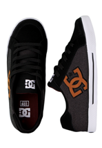 DC - Empire TX Black/Tan - Shoes
