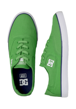 DC - Flash TX Green - Shoes