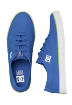 DC - Flash TX Royal Blue - Shoes